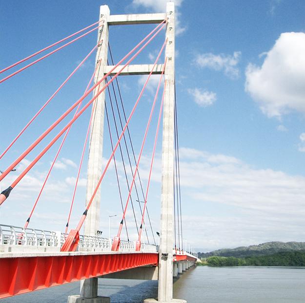 Imagen que muestra  la estructura de un puente